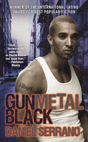 Gunmetal Black 9780446574334