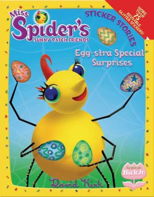 Egg-Stra Special Surprises [With Glitter Stickers] 9780448441115