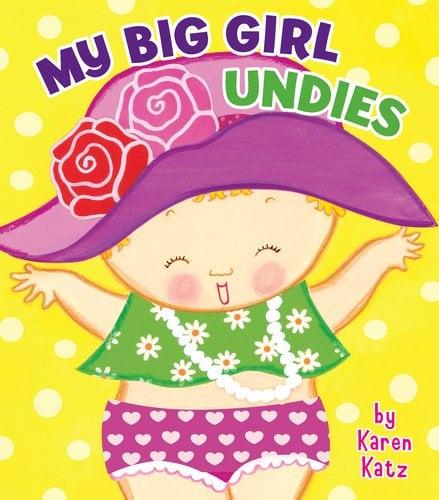 My Big Girl Undies 9780448457031