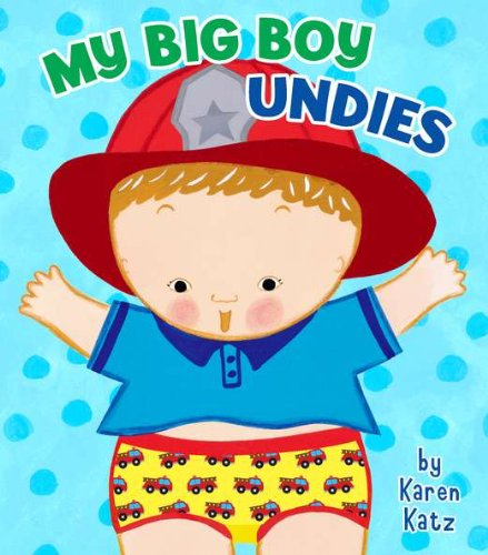 My Big Boy Undies 9780448457055