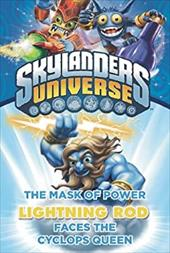 The Mask of Power: Lightning Rod Faces the Cyclops Queen #3 (Skylanders Universe) 22400920