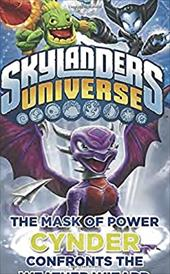 The Mask of Power: Cynder Confronts the Weather Wizard #5 (Skylanders Universe) 22614690
