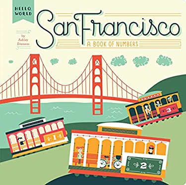 San Francisco : A Book of Numbers