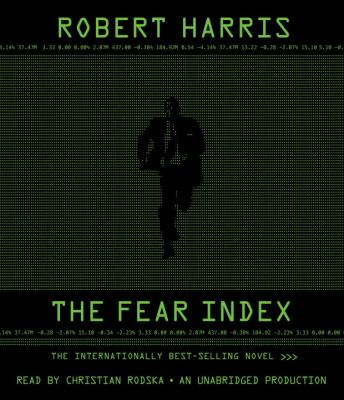 The Fear Index 9780449008737