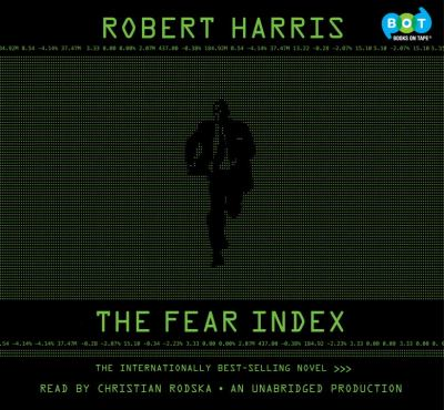 Fear Index, the (Lib)(CD) 9780449008751