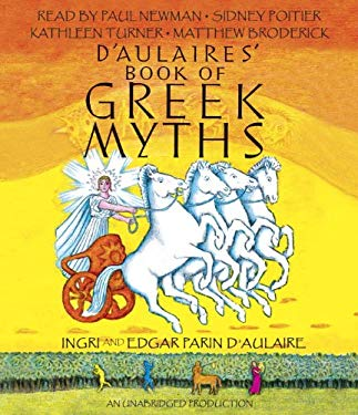 D'Aulaires' Book of Greek Myths 9780449014165