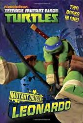 Mutant Origin: Leonardo/Donatello (Teenage Mutant Ninja Turtles) (Junior Novel) 20987801