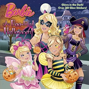 A Boo-tiful Halloween! (Barbie) (Glow-in-the-Dark Pictureback) 9780449818602