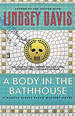 A Body in the Bathhouse 9780446691703