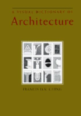 A Visual Dictionary of Architecture 9780442009045