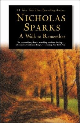 A Walk to Remember 9780446693806