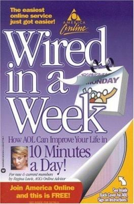 AOL: Wired in a Week [With CDROM] 9780446677363