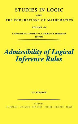 Admissibility of Logical Inference Rules 9780444895059