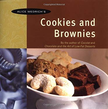 Alice Medrich's Cookies and Brownies 9780446523820