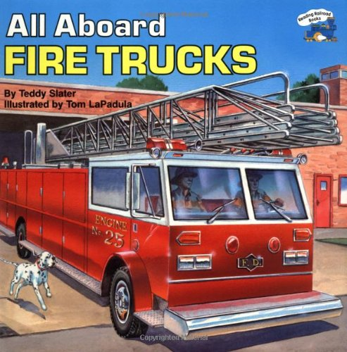 All Aboard Fire Trucks 9780448343600