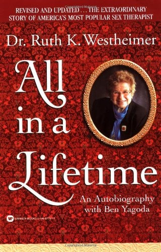 All in a Lifetime: An Autobiography 9780446677615