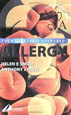 Allergy: Your Questions Answered 9780443072918