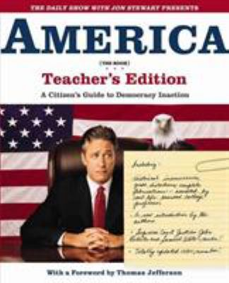 America: A Citizen's Guide to Democracy Inaction 9780446691864