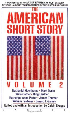 American Short Story: Volume 2 9780440302971