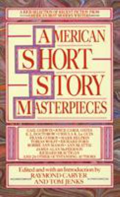 American Short Story Masterpieces 9780440204237