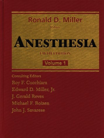 Anesthesia,2 Volume Set: Anesthesia,2 Volume Set [With CDROM] 9780443079887