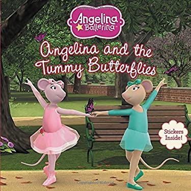 Angelina and the Tummy Butterflies 9780448462813