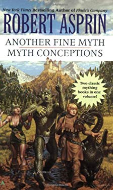 Another Fine Myth/Myth Conceptions 2-In1 9780441009312