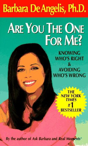 Are You the One for Me?: Knowing Who's Right & Avoiding Who's Wrong 9780440215752