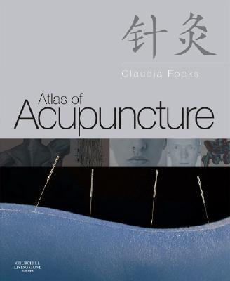 Atlas of Acupuncture 9780443100284