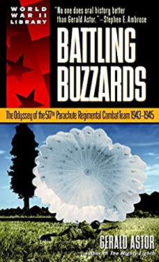 Battling Buzzards: The Odyssey of the 517th Parachute Regimental Combat Team 1943-1945 9780440236931