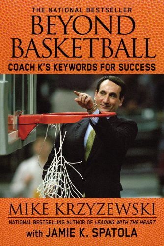 Beyond Basketball: Coach K's Keywords for Success 9780446581875