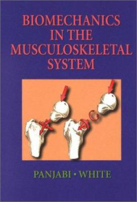 Biomechanics in the Musculoskeletal System 9780443065859