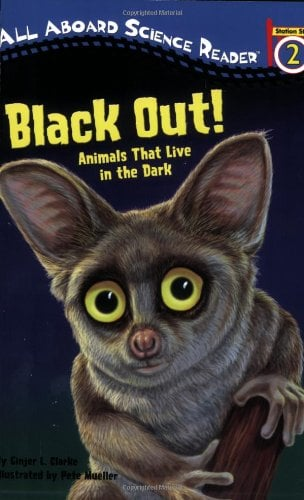 Black Out!: Animals That Live in the Dark 9780448448244