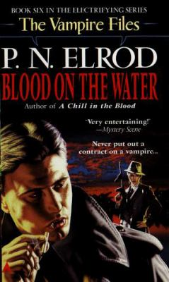 Blood on the Water 9780441859474