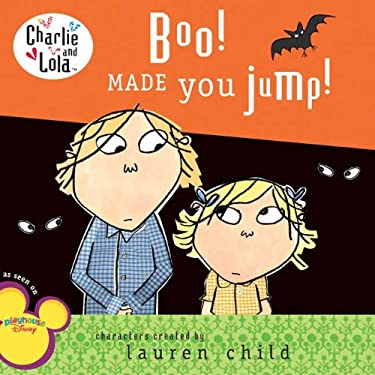 Boo! Made You Jump! 9780448446967