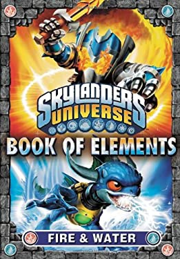 Book of Elements: Fire and Water 9780448463568