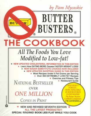 Butter Busters 9780446670401