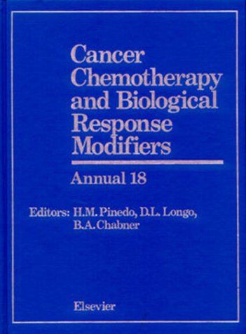 Cancer Chemotherapy and Biological Response Modifiers, Annual 18: 9780444500748