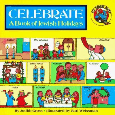 Celebrate : A Book of Jewish Holidays