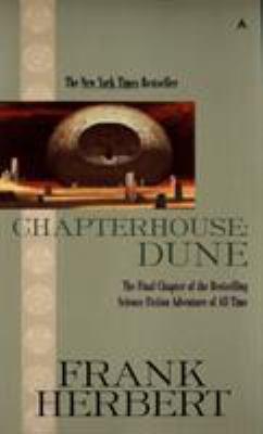 Chapterhouse: Dune 9780441102679