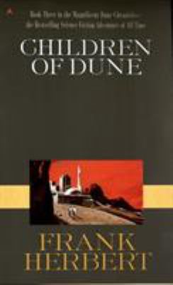Children of Dune 9780441104024