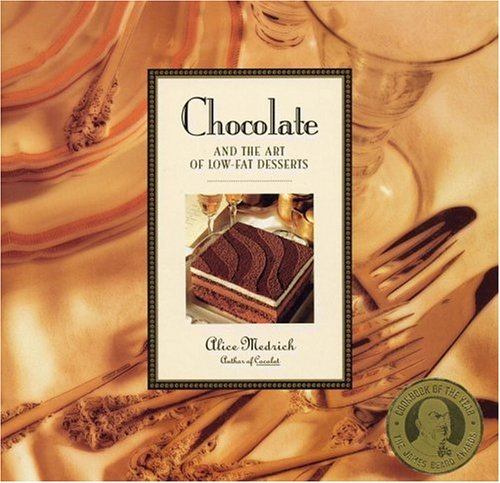 Chocolate and the Art of Low-Fat Desserts 9780446516662