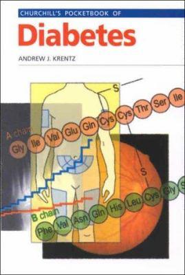 Churchill's Pocketbook of Diabetes 9780443061189