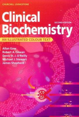 Clinical Biochemistry: An Illustrated Colour Text 9780443061837