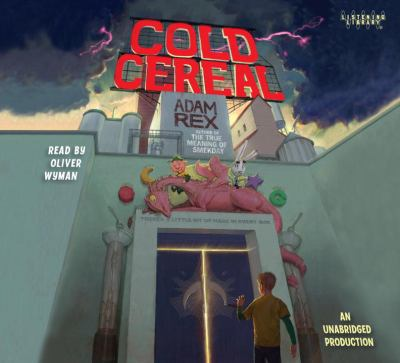 Cold Cereal (Lib)(CD) 9780449010464