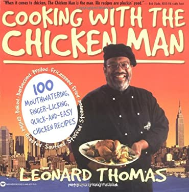 Cooking with the Chicken Man 9780446673761