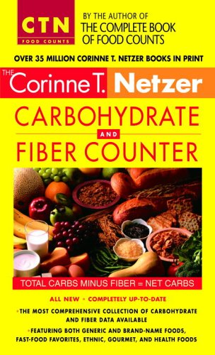 Corinne T. Netzer Carbohydrate and Fiber Counter 9780440242956