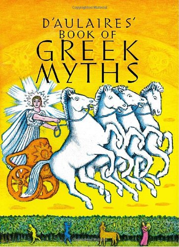 D'Aulaire's Book of Greek Myths 9780440406945