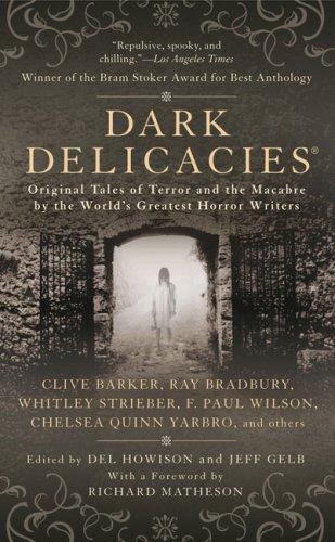 Dark Delicacies 9780441015306
