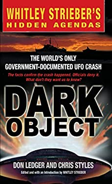 Dark Object: The World's Only Government-Documented UFO Crash 9780440236474